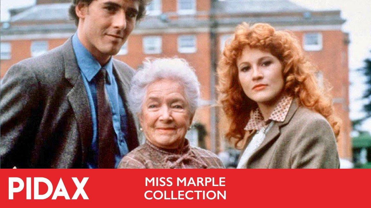Pidax Agatha Christie Miss Marple Collection 1981 1985 Youtube