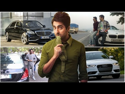 ayushmann-khurrana-vehicle-collection---luxurious-car-collection
