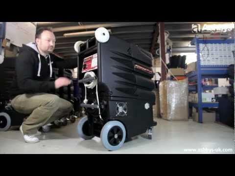 Enforcer Professional Carpet Cleaning Machine Guide