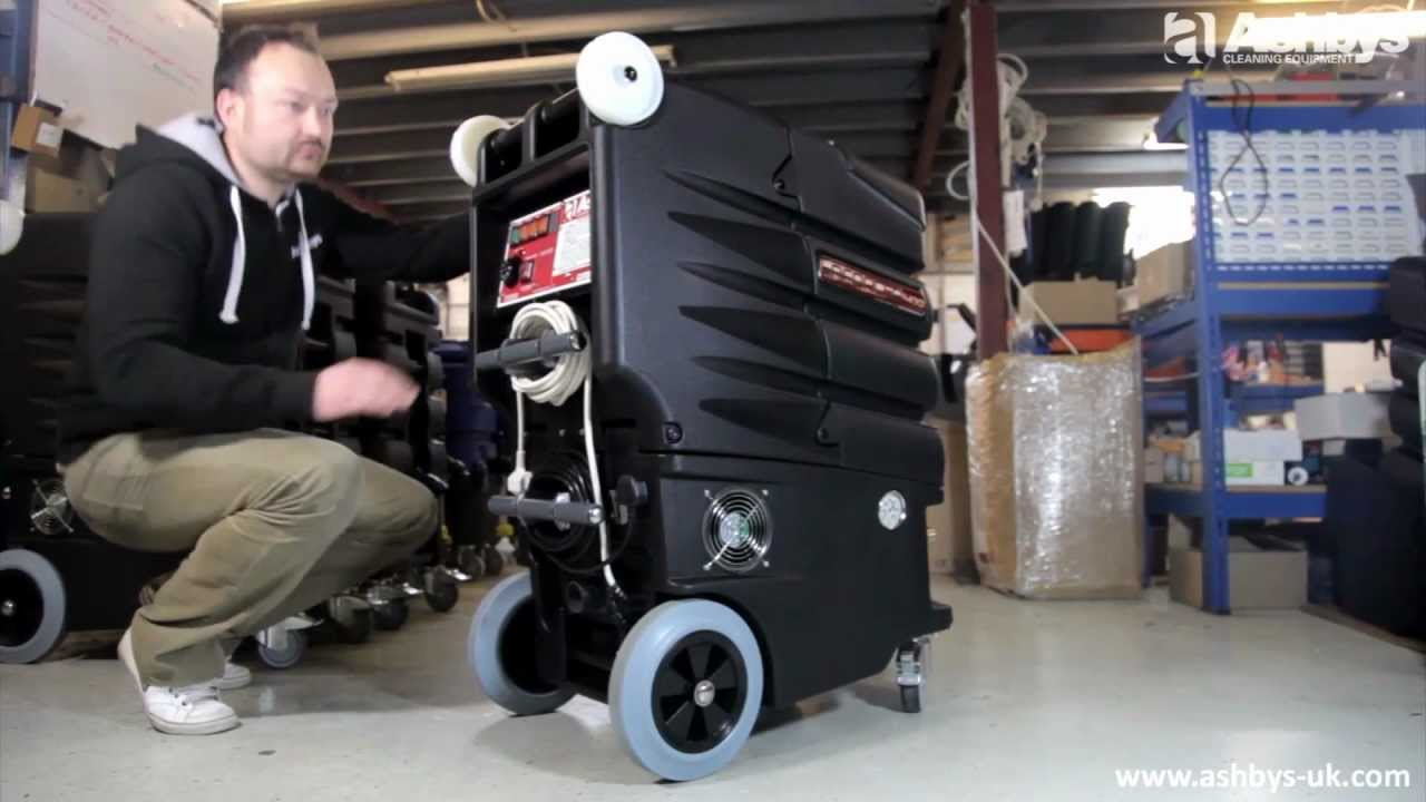 Enforcer Professional Carpet Cleaning Machine Guide Youtube