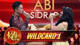 Duh Mesra Banget! Abi Duet Sama Bunda Rita Sugiarto [CUMA KAMU] - Gerbang Wildcard (3/8)