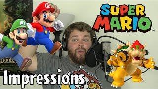 Super Mario Impressions