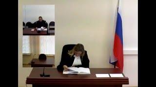 Судебное заседание по делу об административном правонарушении в отношении ИП Фролова Ю.Я.