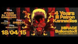Icke & Du aka Komacasper vs. Torett (Mp3) Live @ 4 Jahre iLL Patron Kannadiss 18.04.2015