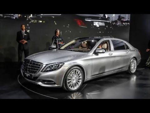 2017 mercedes benz s600 luxury full size sedan youtube. Black Bedroom Furniture Sets. Home Design Ideas
