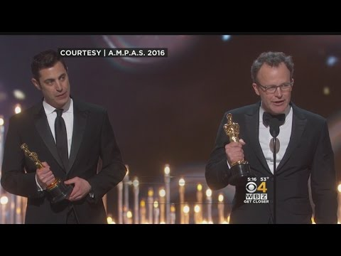 'Spotlight' Academy Award Win Gives Voice To Clergy Sex Abuse Survivors