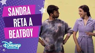 Sandra Pelusa :Beatbox challenge: 4 niveles de ritmos | Música | Disney Channel Oficial