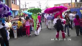 Carnaval Papalotla Tlaxcala 2014 la octava(xolalpa y potrero)