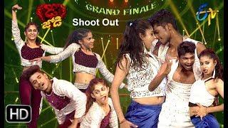 Mahesh and Ritu | SomeshandShresti | Shoot Out Round |Dhee Jodi |Grand Finale |Sep 2019 | ETV Telugu