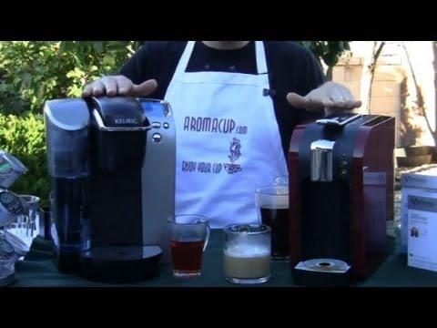 Keurig K-Cup vs Starbucks Verismo