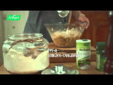 Gemüseburger Rezept (A.Vogel)