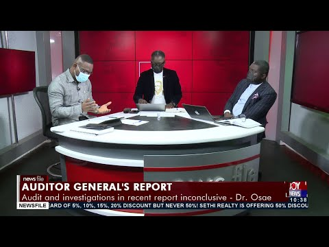 Auditor General's Report: Safeguarding the public purse and the way forward – Newsfile (21-8-21)