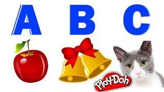 Learn ABC Alphabet & New Words - ABC Song Nursery Rhymes | Kids Kaira Show