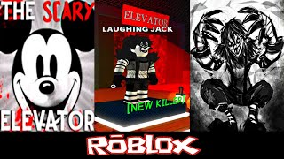 (Laughing Jack) Ascensor de miedo por MrNotSoHERO [Roblox]