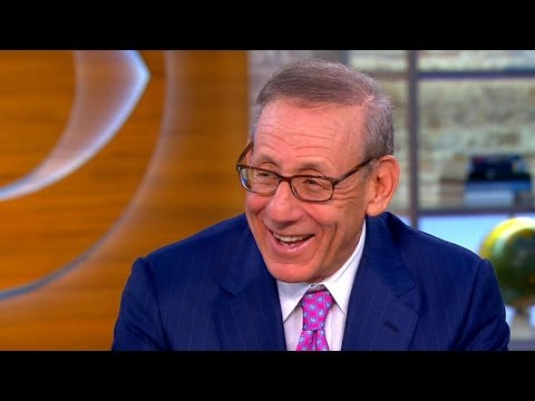 Billionaire Stephen Ross: I respect Trump, but I don't really see him as president