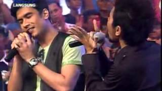 Christian Bautista On Dahsyat Singing Till The End of Time with Nineball 13 02 2009