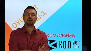 Oyunlar Sudoku -01  Orkun DİKMEN ALES-DGS-TYT-YÖS Sayısal Mantık
