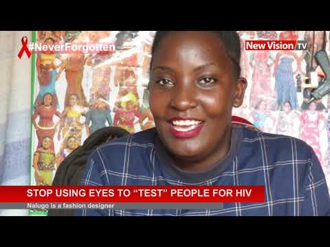 Stop using eyes to 'test' people for HIV