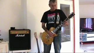 The Ramones - Don't Go (guitar cover) Mp3
