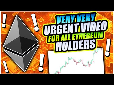 ETHEREUM CRASHING BELOW THIS CRITICAL LEVEL!!!!? $600 ETH INCOMING!!??