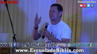 Preguntas y Respuestas y Dialogo con Bautista - Padre Luis Toro Paraguay (En Vivo)