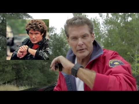 Celebrate The 80s and 90s with The Hoff - Promotion video