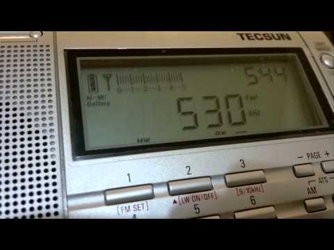 Falkland Islands Radio Service (Port Stanley, Falkland Islands/Islas Malvinas) - 530 kHz