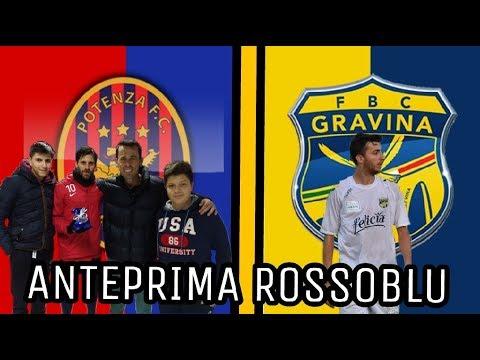 ANTEPRIMA ROSSOBLU - POTENZA-GRAVINA !! | P4ul & LoLLo