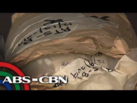 Bandila: P30-M 'shabu', aksidenteng narekober ng PDEA