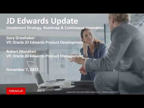 QXW JD Edwards Roadmap: Exploring Applications and Tools Innovation