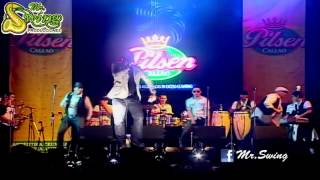 Un Loco Con Una Moto - Michel Robles Y El Sello - 4° Aniv. De Mr. Swing 2012