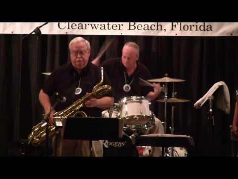 Drum Boogie - Cornet Chop Suey - Suncoast Jazz Classic, 2016