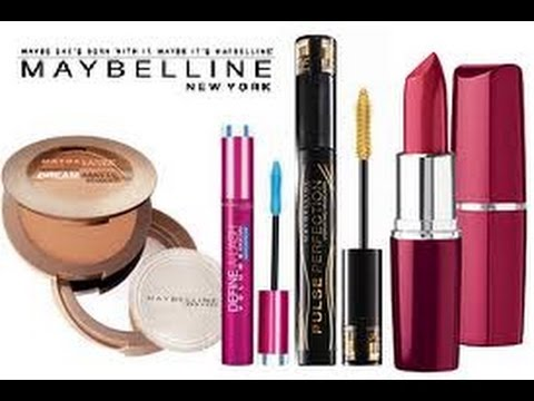 prize mail maybelline cosmetics from the cvs beauty club youtube