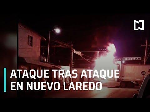 Enfrentamientos en Nuevo Laredo, Tamaulipas - Despierta