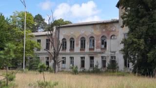 verlassene Orte; Die alte Irrenanstalt - Old Psychiatric Hospital