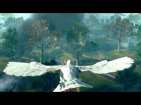 BATTLEFIELD 1 Pigeon Gameplay - Beautiful Moment Scene