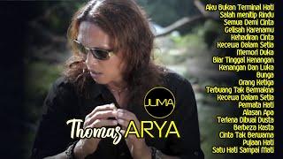 Top 20 Lagu Slow Rock Baper Terpopuler 2021 Thomas ARYA - Hits Aku Bukan Terminal Hati Enak Didengar