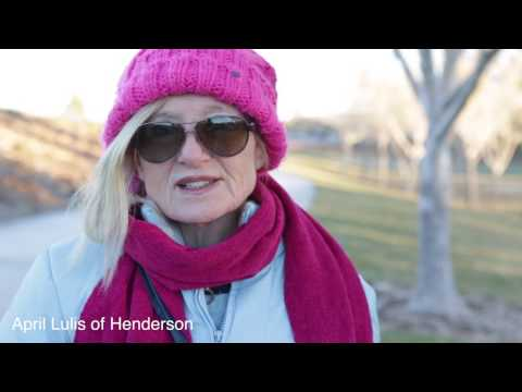 Las Vegas residents talk about winter weather