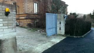 Samonosná brána 4,3 m (2)