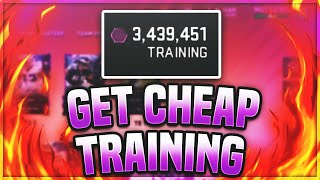 HOW TO GET THE CHEAPEST TRAINING IN MADDEN 20! | BEST METHODS FOR TRAINING POINTS!