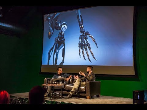 Vitaly Bulgarov Live & Uncut: Designing for Films, Games & Real-World Robotics