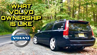 What 2 Years Of Volvo V70R Ownership Has Taught Me