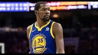 Kevin Durant Full Game Highlights Warriors vs Jazz - INSANE (38 Pts, 9 Rebs, 7 Asts) 10-19-2018