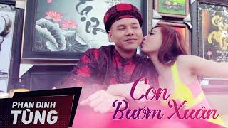 Con Bướm Xuân | Phan Đinh Tùng | Official MV