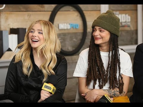 Chloë Grace Moretz and Cast Discuss Gay Themes In 'The Miseducation of Cameron Post' | SUNDANCE 2018