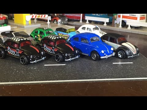 Cracking Open DLM - Volkswagen Beetles (Bugs)