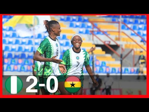 Download NIGERIA VS GHANA(2-0)-AWCON QUALIFIERS-GOALS&HIGHLIGHTS