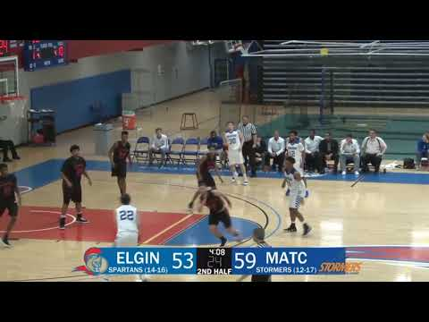 Johnny Flynn 6'6 Wing Elgin Community College Available 2019