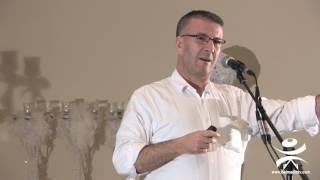 Lancement du projet TQ5 TV / l'intervention de Hocine Sahnoun