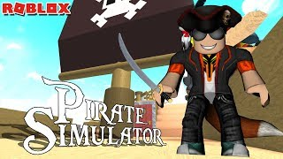 "THE ""BEST"" PIRATES IN ROBLOX PIRATE SIMULATOR YOU'VE EVER SEEN!?!"